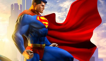 Supermenas DC  HD wallpaper