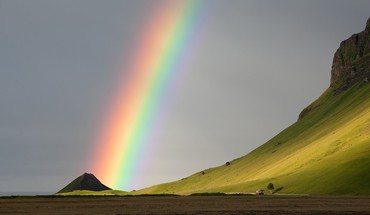 Rainbow pictures HD wallpaper