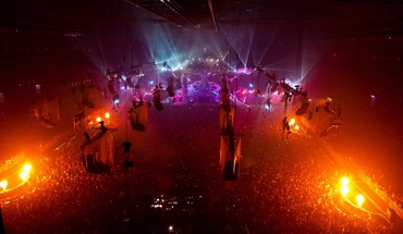 Qlimax hardstyle Q-dance 2009 Gelredome  HD wallpaper