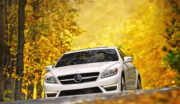 Cl vor Sicht Mercedes-Benz CL-Klasse Mercedes Benz  HD wallpaper