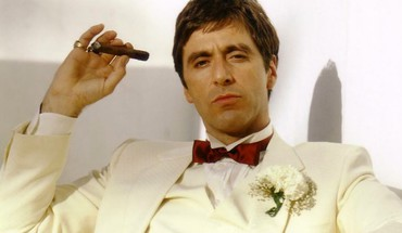 Al Pacino gangsters tony montana cinéma légendes  HD wallpaper