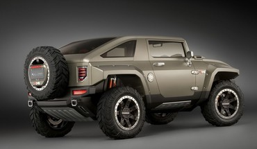 Hummer suv cars vehicles HD wallpaper