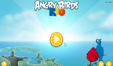 Angry birds space game HD wallpaper
