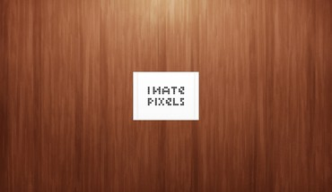 Light minimalistic pixels simple wood HD wallpaper