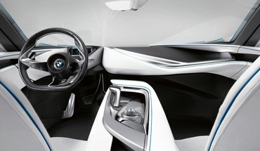 Bmw cars interior concept art vehicles vision HD wallpaper