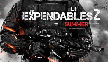 The expendables jet li 2 HD wallpaper