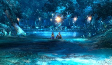 Final fantasy x screens HD wallpaper