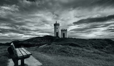 Belle Overlook phare  HD wallpaper