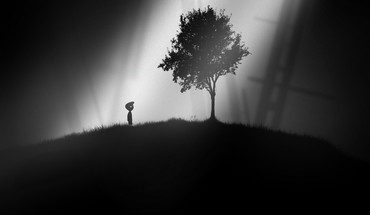 Limbo artwork sillhouette HD wallpaper