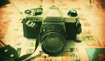 Pentax K  HD wallpaper