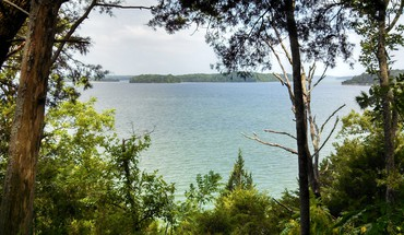 Percy priest lake HD wallpaper