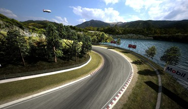 Gran turismo 5 roads HD wallpaper