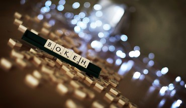 Blocks numbers bokeh letters scrabble entertainment game HD wallpaper