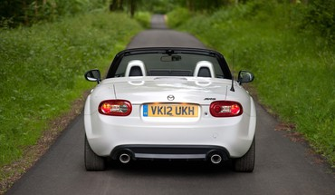 Automobiliai Mazda MX-5 Miata  HD wallpaper