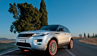 Automobiliai Range Rover evoque  HD wallpaper