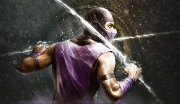 Mortal kombat ice rain video games HD wallpaper