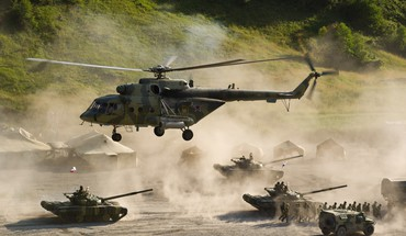 Military helicopters tanks cool guy HD wallpaper