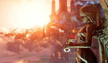 Video games bioshock infinite HD wallpaper