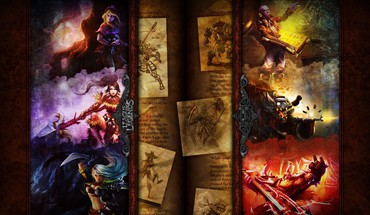 League of legends oeuvre  HD wallpaper