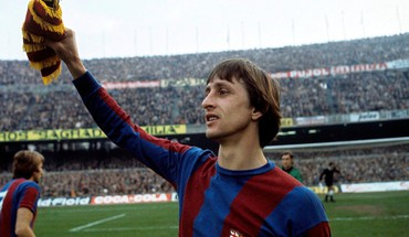 Holland nou camp football stars johan cruyff HD wallpaper