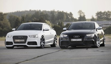 Audi RS4  HD wallpaper