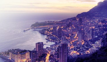 Stadtbilder monaco  HD wallpaper
