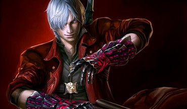 Devil may cry 4 artwork video games HD wallpaper