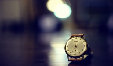 Bokeh watches HD wallpaper