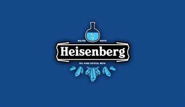 Minimalistic breaking bad tv series heisenberg HD wallpaper