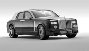Automobiliai Rolls Royce Phantom  HD wallpaper