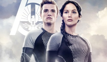 Jennifer lawrence josh hutcherson katniss everdeen peeta HD wallpaper