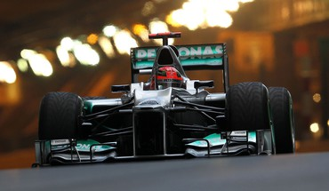 Racing michael schumacher felipe massa mercedes-benz cars HD wallpaper