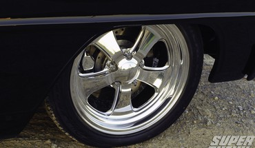 Cars chevrolet 1967 rims super chevy magazine HD wallpaper
