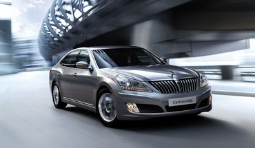 "Hyundai Equus ""Centennial""  HD wallpaper"