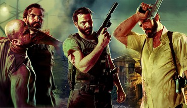 Video Spiele Kunstwerk Max Payne 3  HD wallpaper