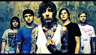 Bring Me The Horizon  HD wallpaper