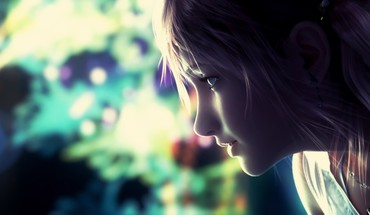 Video games final fantasy xiii serah farron xiii-2 HD wallpaper