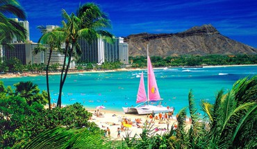 Hawaii oahu HD wallpaper