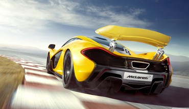 Mclaren P1 superautomobilis  HD wallpaper