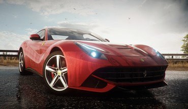 F12 berlinetta playstation 4 xbox one rivals HD wallpaper