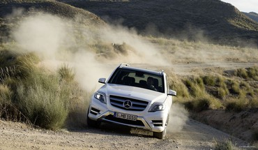 4x4 MERCEDESBENZ glkclass automobilius HD wallpaper