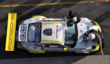 voitures Porsche de course  HD wallpaper