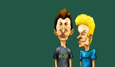 Cartoons animated beavis and butt-head HD wallpaper