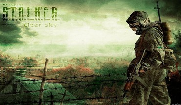 Video games s.t.a.l.k.e.r. artwork HD wallpaper