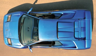 Lamborghini Diablo Auto  HD wallpaper