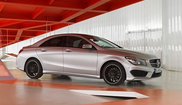 Cars class sports car mercedes cla benz exotic HD wallpaper