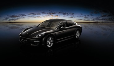 Porsche Panamera automobiliai  HD wallpaper