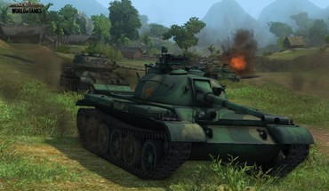 Combat world of tanks online games screens HD wallpaper