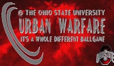 Urban warfare its a whole different ballgame HD wallpaper