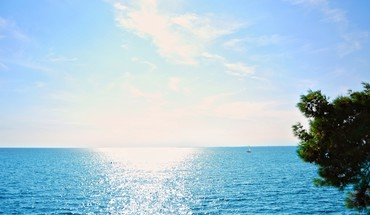 Seascapes sea HD wallpaper